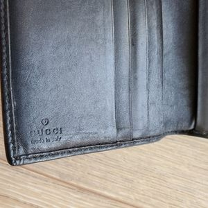 Gucci Bags - Gucci Vintage Guccissima Wallet